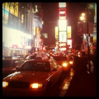 Vibrant as always : Time Square #NYC