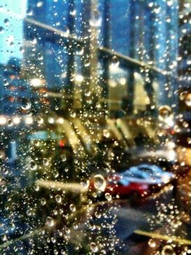 Rain on the glass #iphoneography #photography