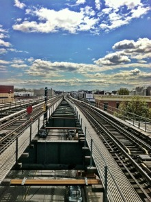 Wrong way on a one way track #iphoneography #photography