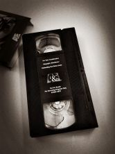 When did you last see these old VHS tapes #iphoneography #photography