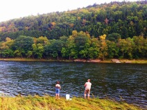 Lazing on the River bank, fishing #iphoneography #photography