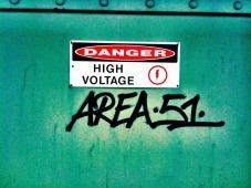 I have located Area 51 it's between #Hoboken & #weehawken #iphoneography #photography