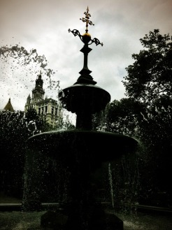 The fountain of joy, well it brings joy when you look at it #iphoneography #photography #NYC