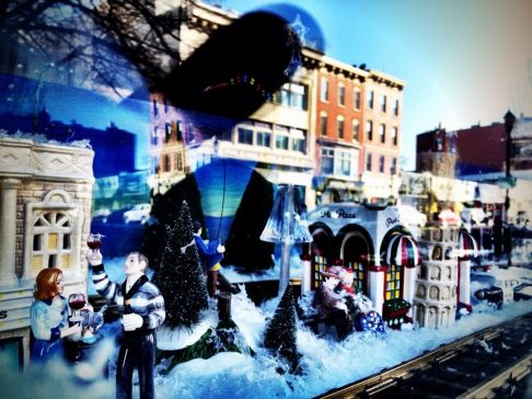 When reality meets fantasy #iphoneography #photography #hoboken
