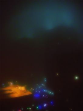 Monday morning, Looking at the Fog with a foggy head #iphoneography #photography #fog #NYC