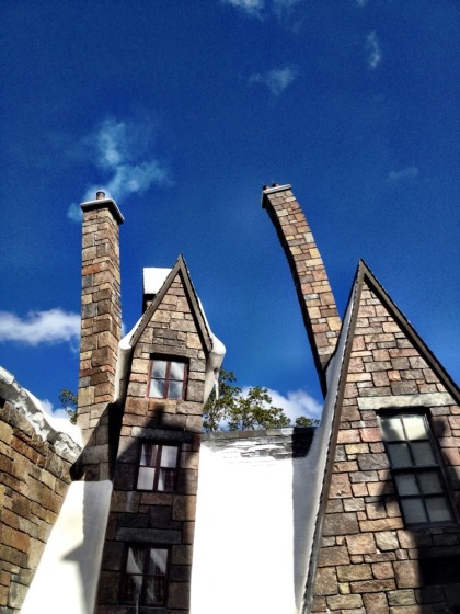 The harry potter Universal