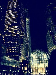 NYC by the night