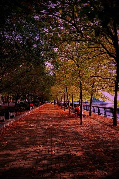 Hudson waterfront