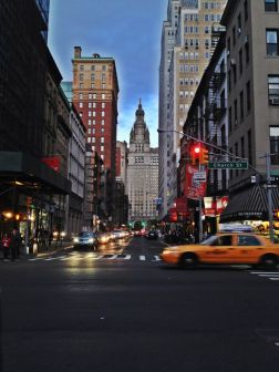 The buildings of NYC