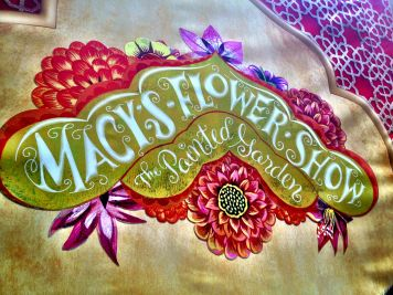 Macy's Flower show 2013 theme flowers from India