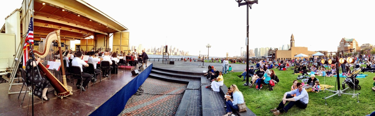 An evening to remember, NJ symphony orchestra #iphoneography #photography #music #concert#Hoboken