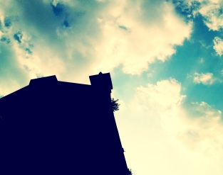The house by the sky