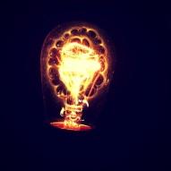 The good old light bulb