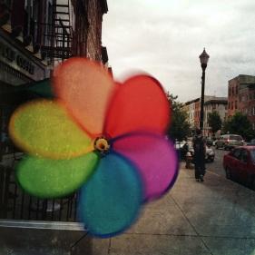 The pinwheel