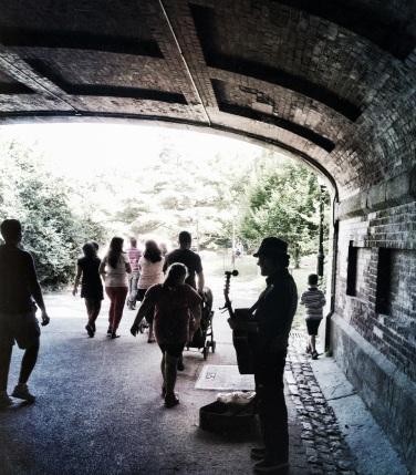 Merry Melodies under the bridge 1